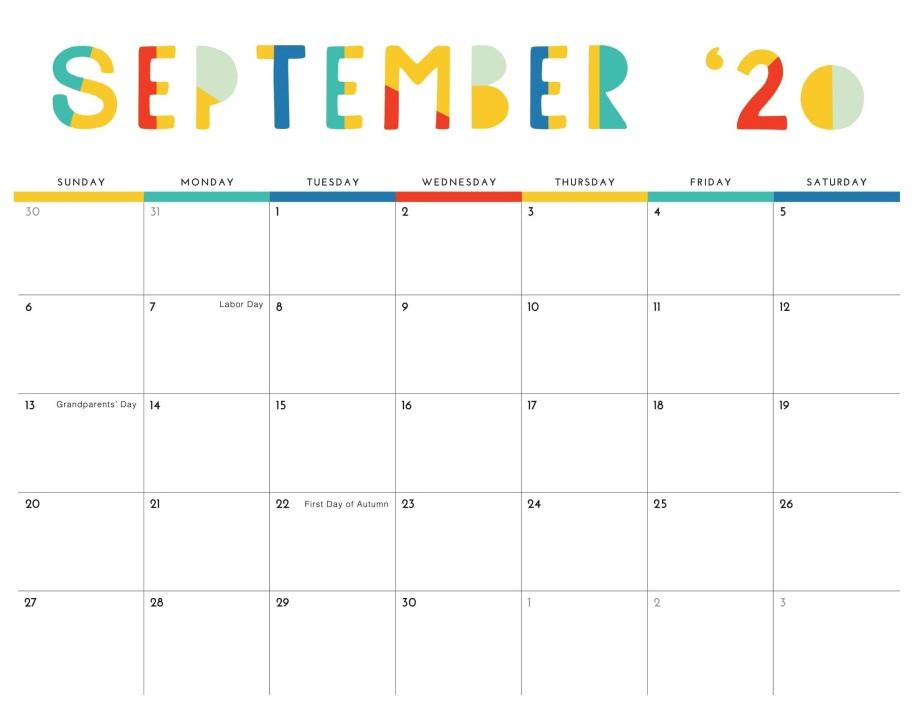 September-2020-Calendar-Free-Printable